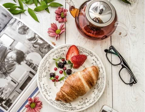 Ein Guter Start In Den Tag Frühstück In Karlsruhe