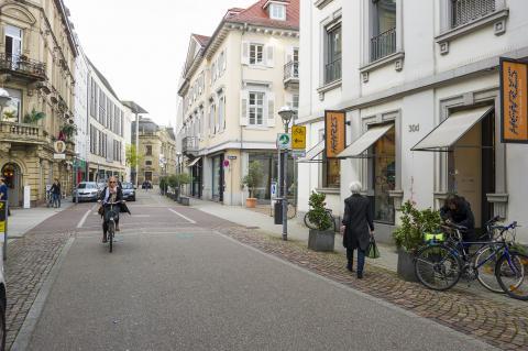 Fächerrad Karlsruhe