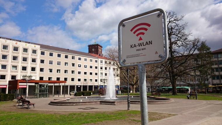 Karlsruhe Wlan